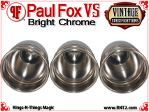 Paul Fox VS Cups | Copper | Bright Chrome 5