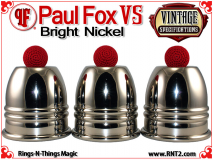 Paul Fox VS Cups | Copper | Bright Nickel