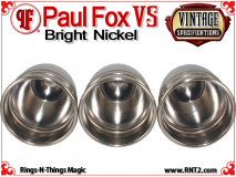 Paul Fox VS Cups | Copper | Bright Nickel 5