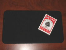 Performance Mat | Table Topper | Black 2