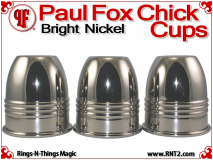 Paul Fox Chick Cups | Copper | Bright Nickel 2
