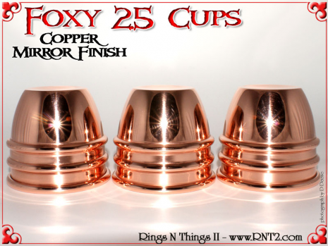 Foxy 2.5 Cups Copper 1