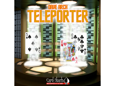 Teleporter - by Dave Arch