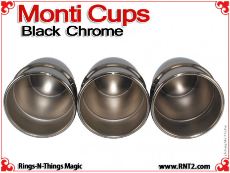 Monti Cups | Copper | Black Chrome 5
