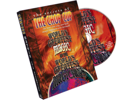 The Chop Cup, World's Greatest Magic DVD