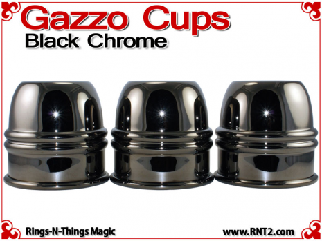 Gazzo Cups | Copper | Black Chrome 2