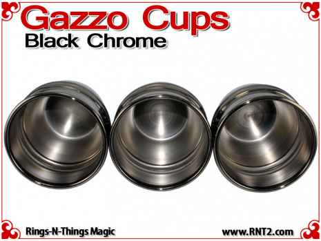 Gazzo Cups | Copper | Black Chrome 4