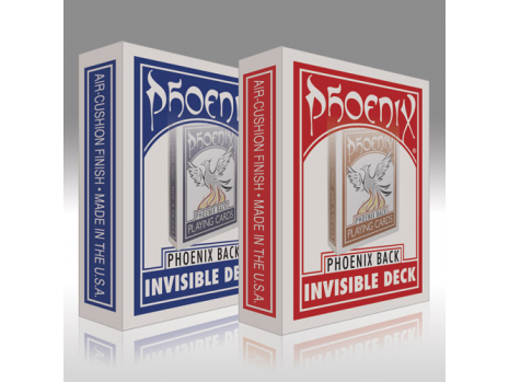 Phoenix Science Friction Invisible Deck