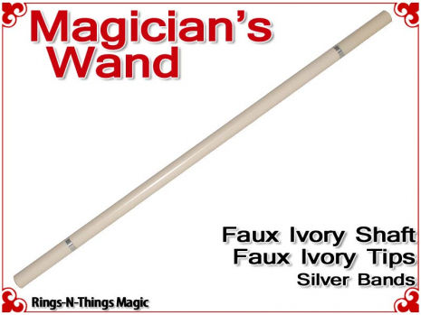 Magicians Wand | Ivory & Ivory 2