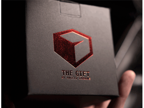 The Gift Red Limited Edition by Angelo Carbone 3