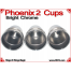 Phoenix 2 Cups | Copper | Bright Chrome 6