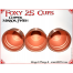 Foxy 2.5 Cups Copper 8