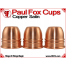 Paul Fox Cups | Copper | Satin Finish 2