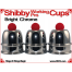 Shibby Working Pro Cups | Copper | Bright Chrome 1