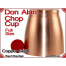 Don Alan Full Size Chop Cup | Copper | Satin Finish 1
