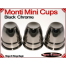 Monti Mini Cups | Copper | Black Chrome 3