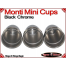 Monti Mini Cups | Copper | Black Chrome 6