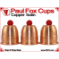 Paul Fox Cups | Copper | Satin Finish 1