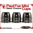 Paul Fox Mini Cups | Copper | Black Chrome 2