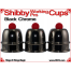 Shibby Working Pro Cups   Copper   Black Chrome 1