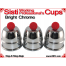 Sisti Working Professional's Cups | Copper | Bright Chrome 3