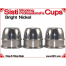 Sisti Working Professional's Cups | Copper | Bright Nickel 2