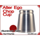 Alter Ego Chop Cup | Aluminum | Satin Finish