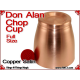 Don Alan Full Size Chop Cup | Copper | Satin Finish 2