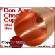 Don Alan Mini Chop Cup | Copper | Satin Finish 4