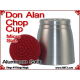 Don Alan Petite Chop Cup | Aluminum | Satin Finish 2