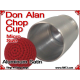 Don Alan Petite Chop Cup | Aluminum | Satin Finish 3