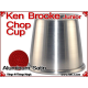 Ken Brooke Junior Chop Cup | Aluminum | Satin Finish