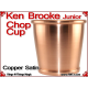 Ken Brooke Junior Chop Cup | Copper | Satin Finish 5