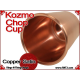 Kozmo Chop Cup | Copper | Satin Finish 3