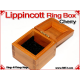 Lippincott Ring Box | Cherry 3
