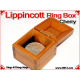 Lippincott Ring Box | Cherry 4