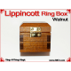 Lippincott Ring Box | Walnut 2